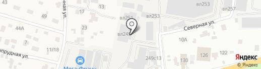 Техногрэйд на карте Балашихи