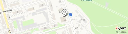 Отдел №9 Управления Федерального казначейства по Тульской области на карте Киреевска