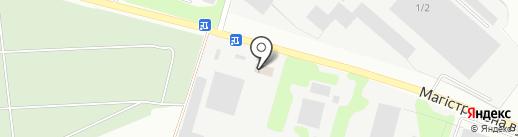 Мастер-Кабель на карте Макеевки