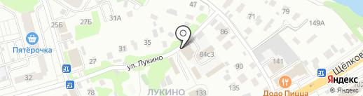 Балпром на карте Балашихи