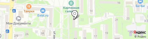 СТОЛИЦА на карте Балашихи