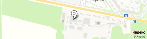 Союз Сервис на карте Балашихи