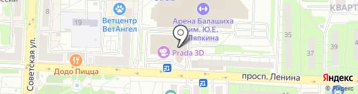 АвтоВыкуп на карте Балашихи