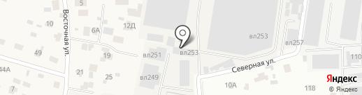 Синател на карте Балашихи