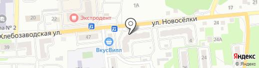 ГорЗдрав на карте Ивантеевки