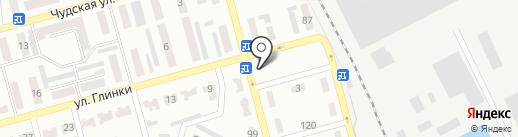 Благо на карте Макеевки