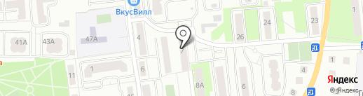 Gateservice на карте Ивантеевки