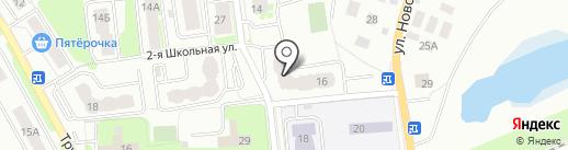 Регион на карте Ивантеевки