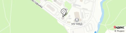 Мега-ЛадСтрой на карте Балашихи
