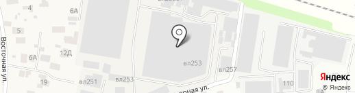 Ив-Транском на карте Балашихи