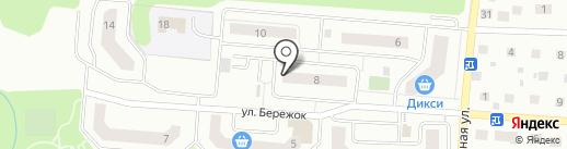 Банкомат, Сбербанк, ПАО на карте Ивантеевки