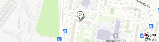 Pumpuroom.ru на карте Балашихи