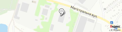 Восток-Запчасть на карте Макеевки