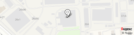 Вимм-Билль-Данн на карте Томилино