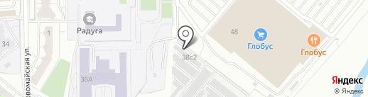 Autozapp на карте Балашихи