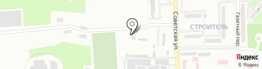 Промтехсервис плюс на карте Макеевки