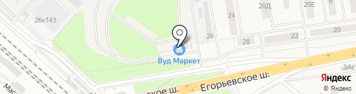 РЗА Системз на карте Томилино