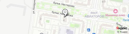 Motor-tester.ru на карте Балашихи