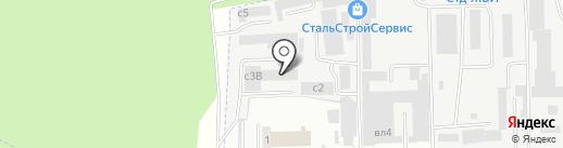 ГЕРА на карте Лыткарино