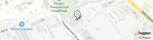 Метиз-Эксперт на карте Балашихи