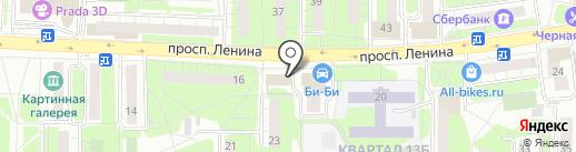 Torex на карте Балашихи