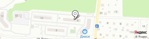 СтройДомСервис на карте Ивантеевки