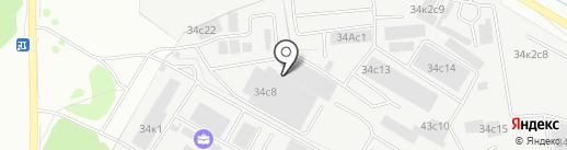 СварТехОпт на карте Некрасовки