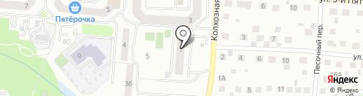 ЛучПро на карте Ивантеевки