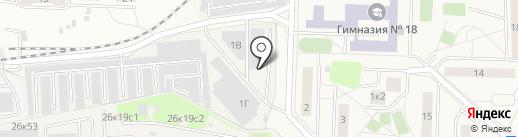 FRESH LOGIC на карте Томилино