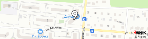 Qiwi на карте Ивантеевки