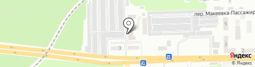 777 на карте Макеевки