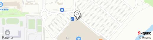Шерлок Холмс на карте Балашихи