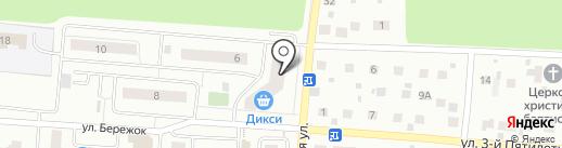 3 сезона на карте Ивантеевки