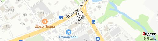 СКИДКИ-ТУТ на карте Балашихи