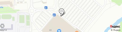 Композит Групп на карте Балашихи