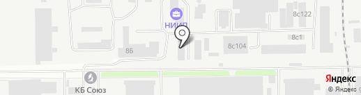 МЕРКОМ на карте Лыткарино