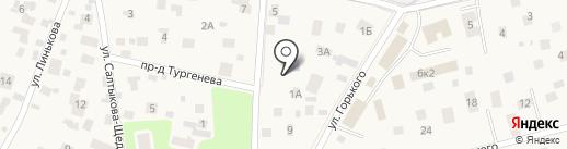 Детская школа искусств №5 на карте Томилино