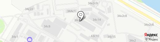 РосКварц на карте Некрасовки