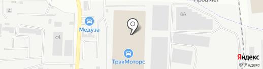 Гидромир на карте Люберец