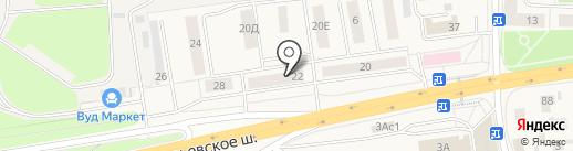 Bio Инжиниринг на карте Томилино