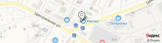 Жор Анж на карте Володарского