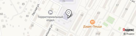 Детский сад №16, Машенька на карте Володарского