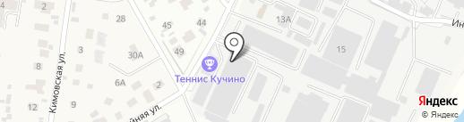 Восточная Транспортная Компания на карте Балашихи
