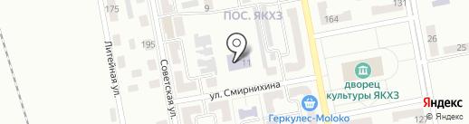 Художественная школа на карте Макеевки