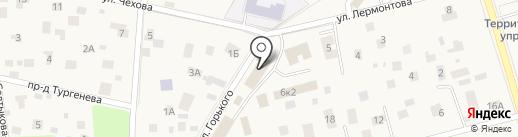Люберецкая электроэксплуатационная компания на карте Томилино