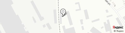 Стирон на карте Макеевки
