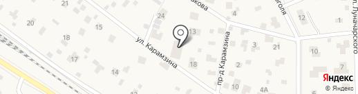 Социально-реабилитационный центр для несовершеннолетних детей на карте Томилино