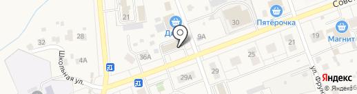 BRAVO на карте Михнево