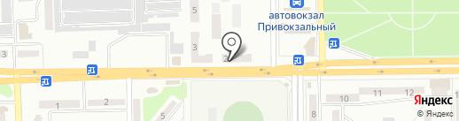 Магазин мобильных телефонов на карте Макеевки