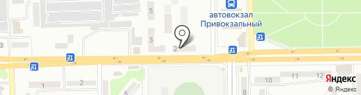 ABC, магазин на карте Макеевки